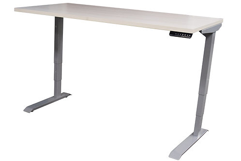 E-TABLE48-72-J.XX SIT STAND BASE STRAIGHT