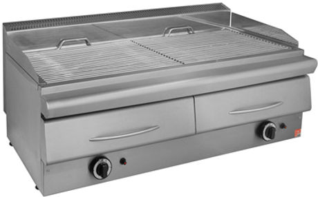 GS 255 gas water grill