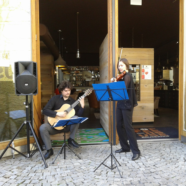 Hauskonzert im Coffeehouse