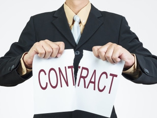 You Can Be Sued for Interfering with Someone Else's Contract