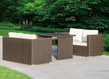 3-Piece Outdoor Dining Furniture Set