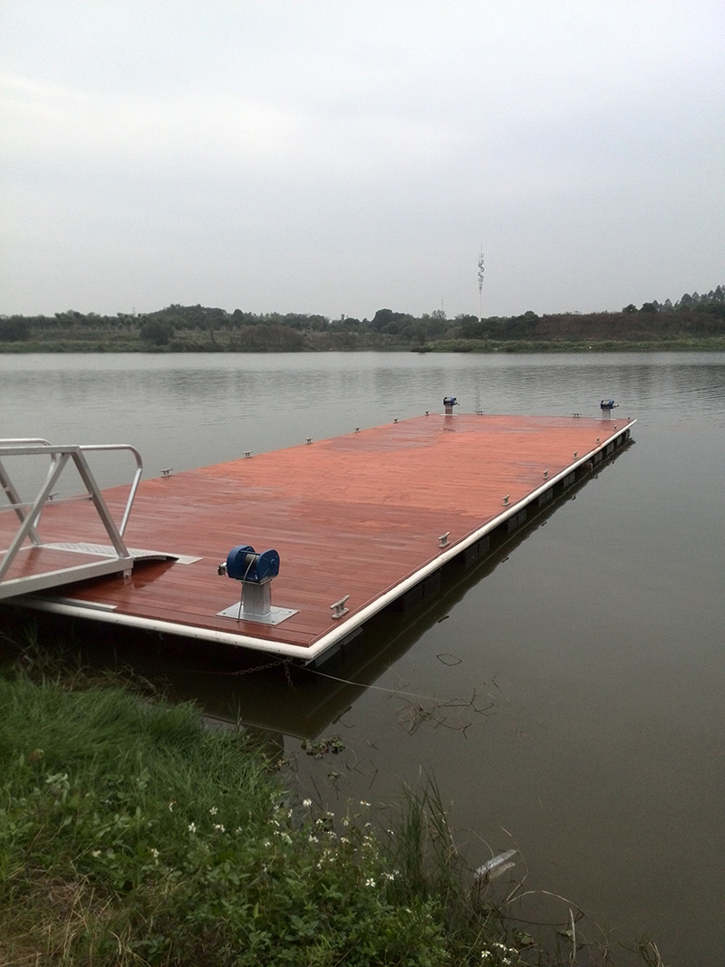 10 x 3m Dock with Anchors