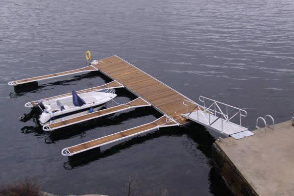 10 x 2m Small Dock