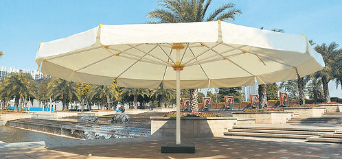 13 Feet Large Push Up Outdoor Umbrella