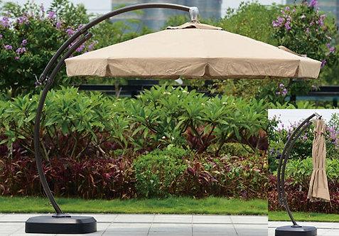 10 Feet Heavy Duty Cantilever Outdoor Umbrella