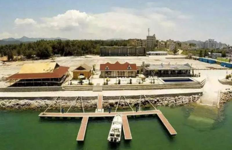 20 x 1m Boat Dock