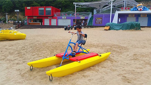 Single Person Water Bike Pedal Boat