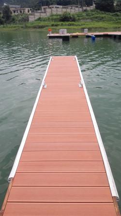 10 x 1.5m Boat Dock