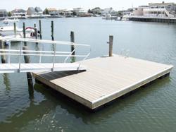 5 x 3m Floating Dock