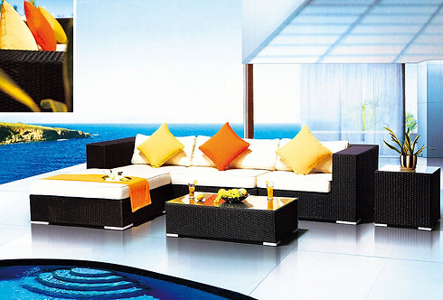 5-Piece Outdoor Sofa Set