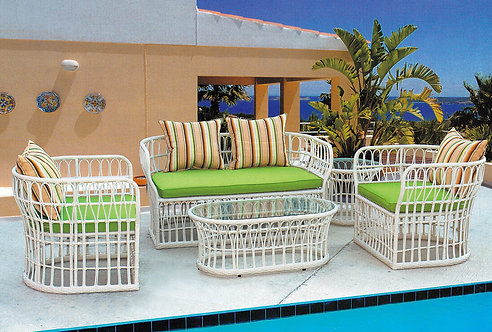 5-Piece Outdoor Lounge Set