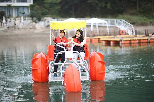 Aqua Trike Pedal Boat