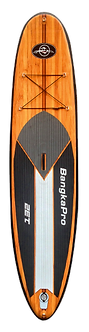 Teak 11 Feet Inflatable Stand Up Paddle Board