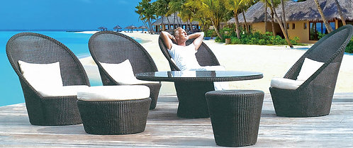 7-Piece Outdoor Lounge Set