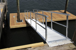Simple Wooden Dock
