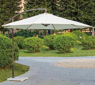 10 Feet Offset Cantilever Outdoor Umbrella