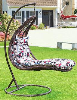 Outdoor Swing Chair Steel Frame