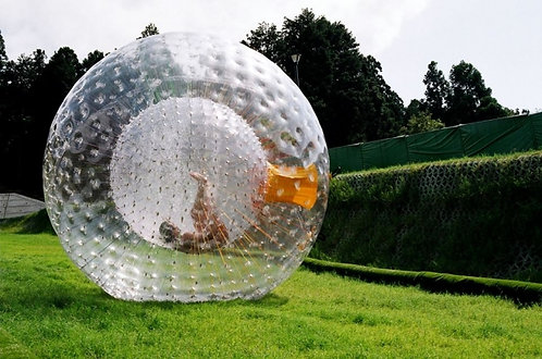 Zorb with Harness