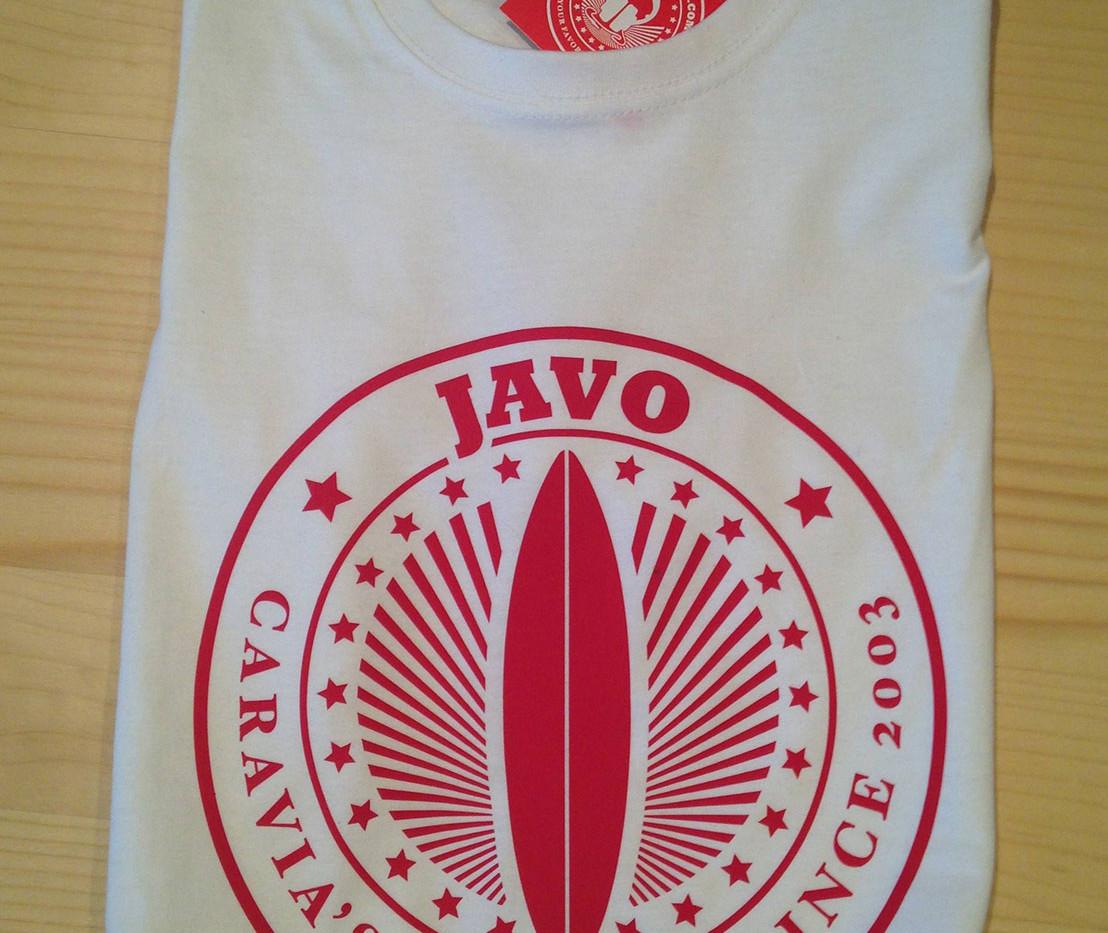camiseta surfer blanca7roja fhsince