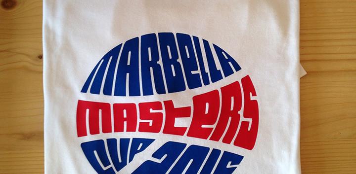 camiseta torneo blanco/azul/rojo fhsince