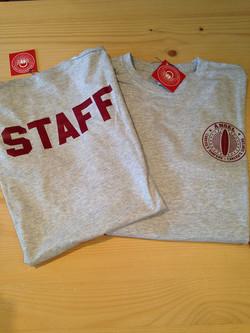 camiseta gris anverso/reverso