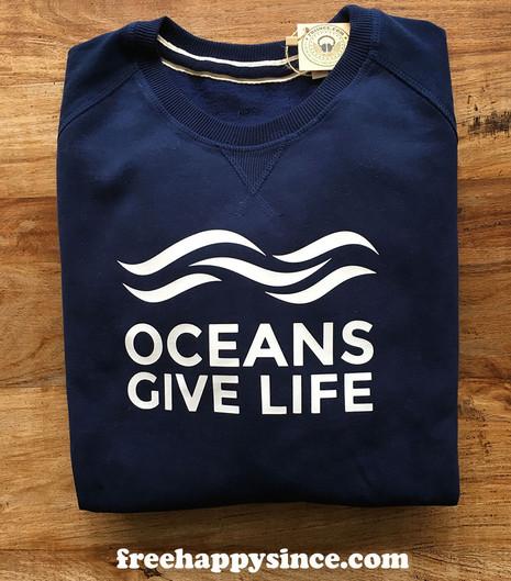 oceans sudadera special fhsince