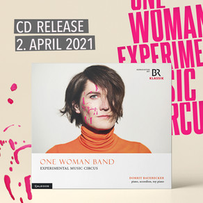 ONE WOMAN BAND