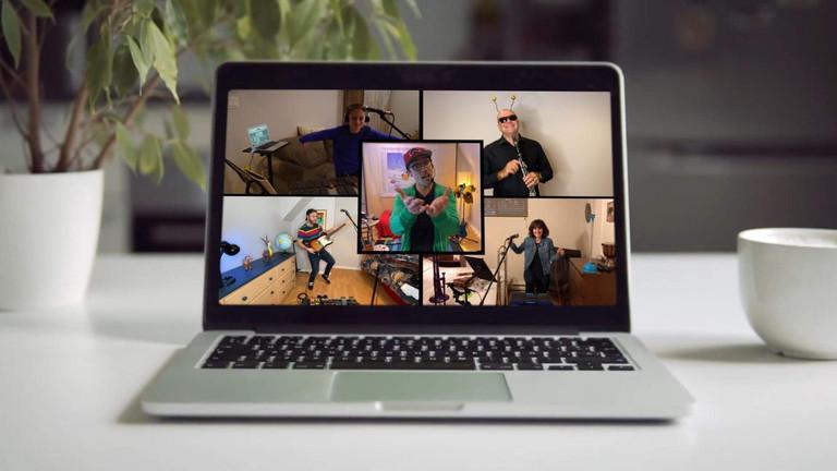 La vie est musique version virtuelle