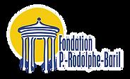 logo fondation P Rodolphe Baril couleur