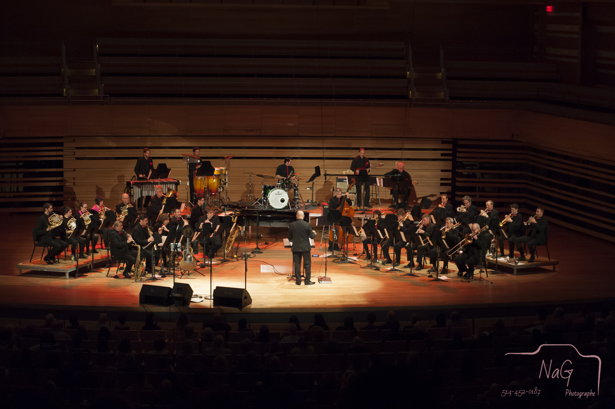 ORCHESTRE BIG BAND / CROONER