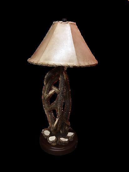 SIKA ANTLER LAMP