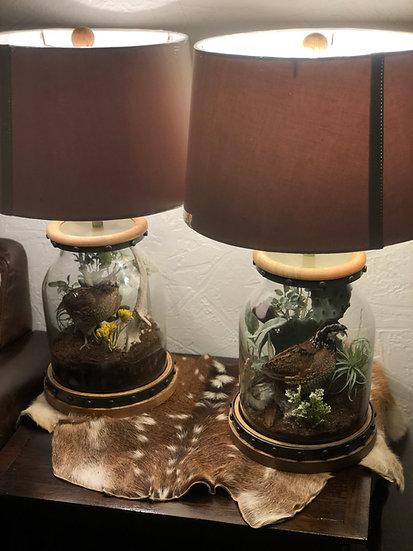 SOUTH TEXAS PRESERVES LAMP