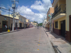 Rehabiltación Calle Josefa Ortiz
