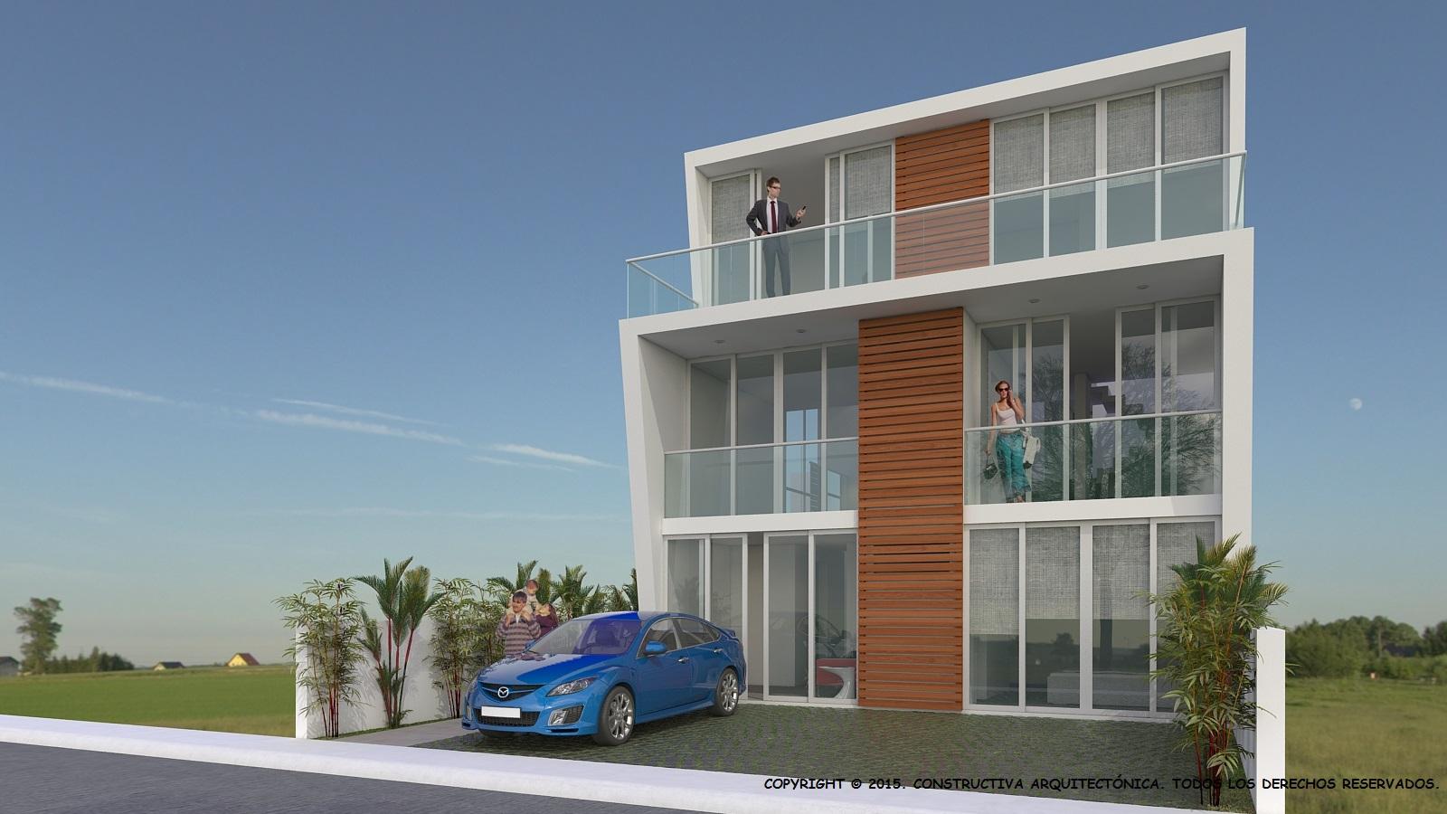 Proyecto Casa El Refugio