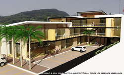 Proyecto Plaza Capilla 7