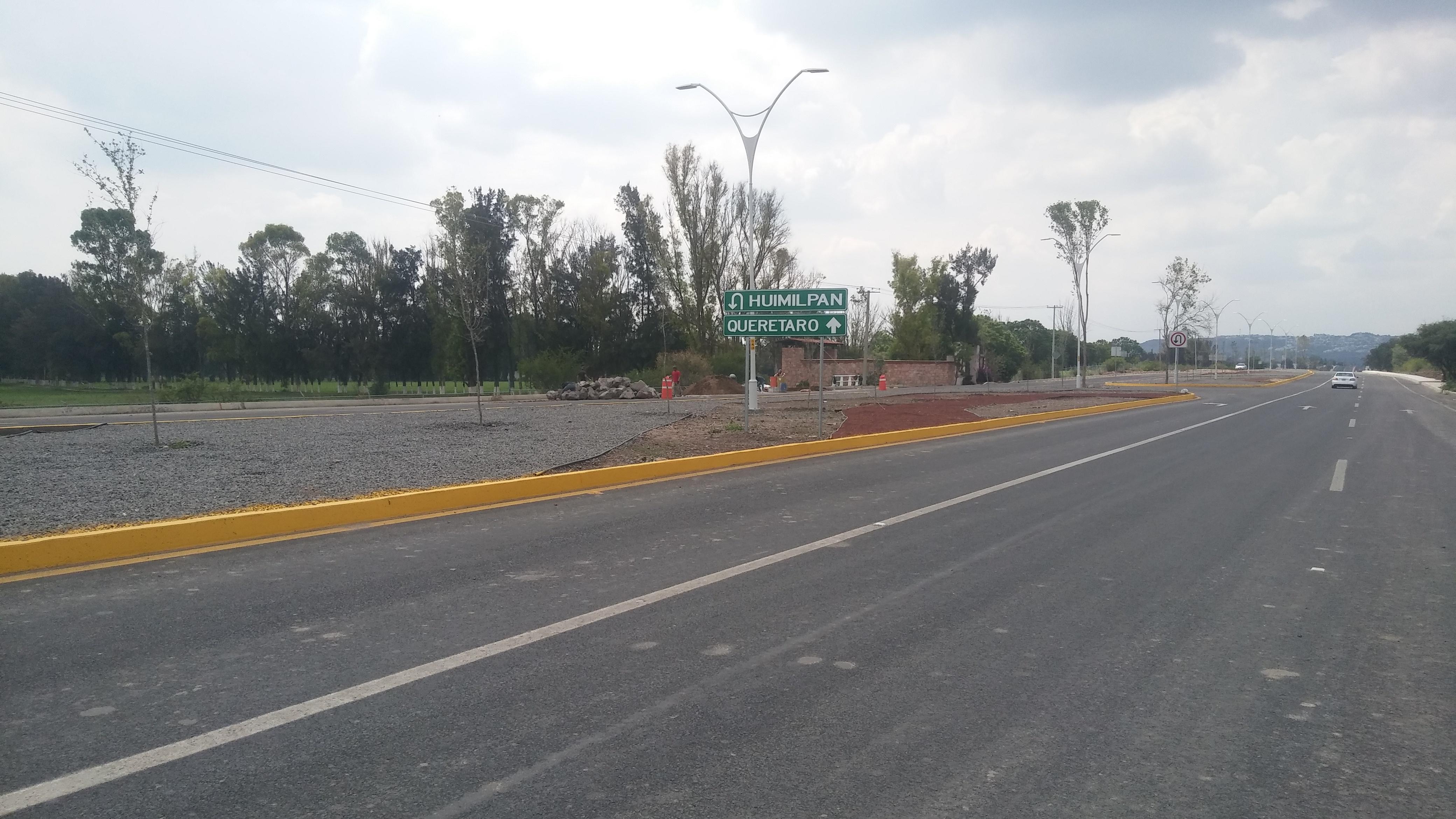 Supervisión Carretera Sta Barbara