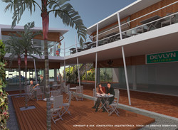 Proyecto Plaza Comercial Twins