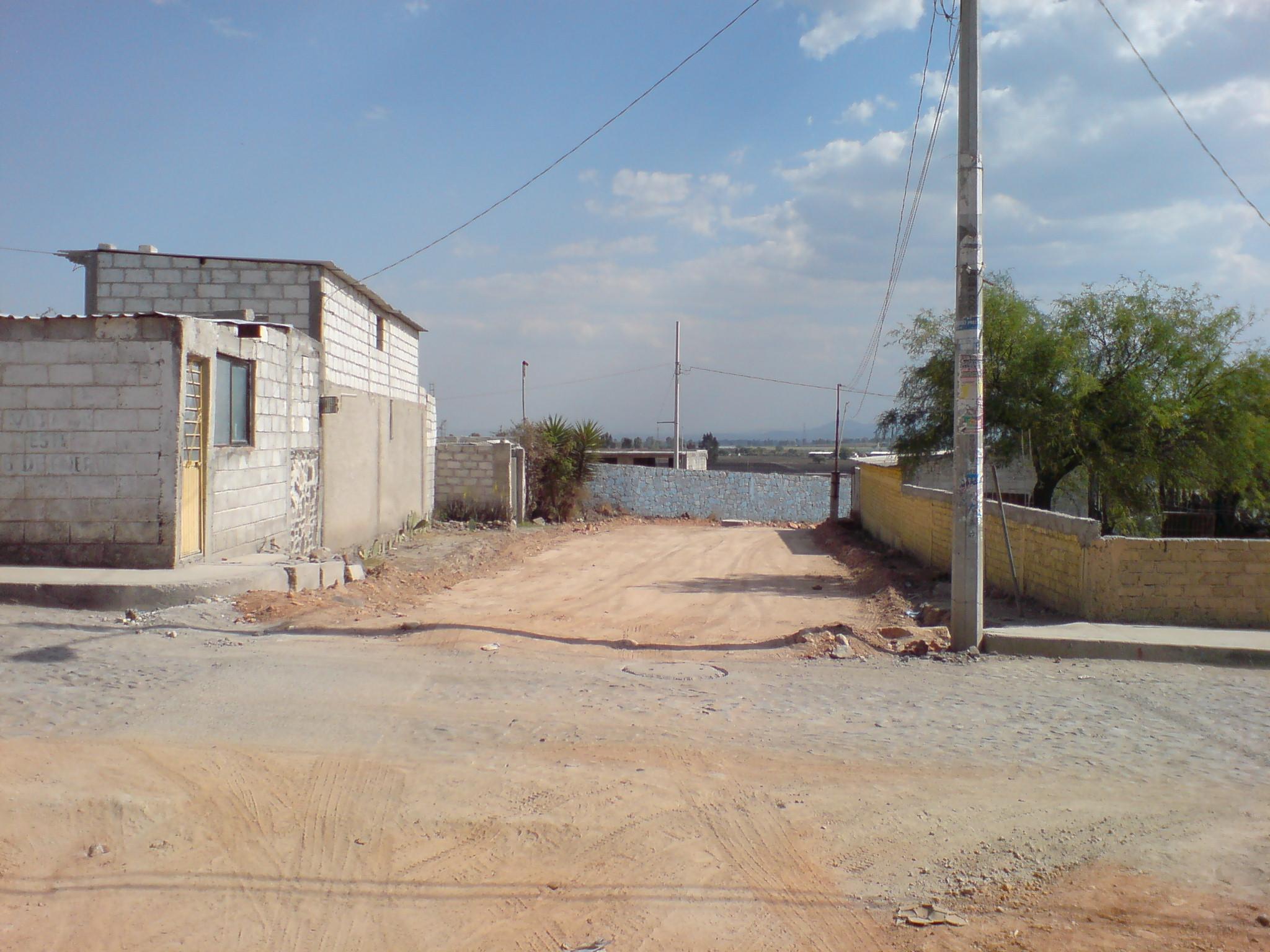 Urbanización Coyotillos