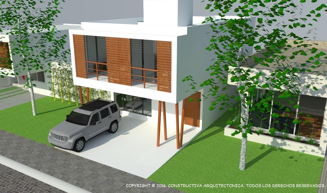 Proyecto Casa Huertas del Cimatario