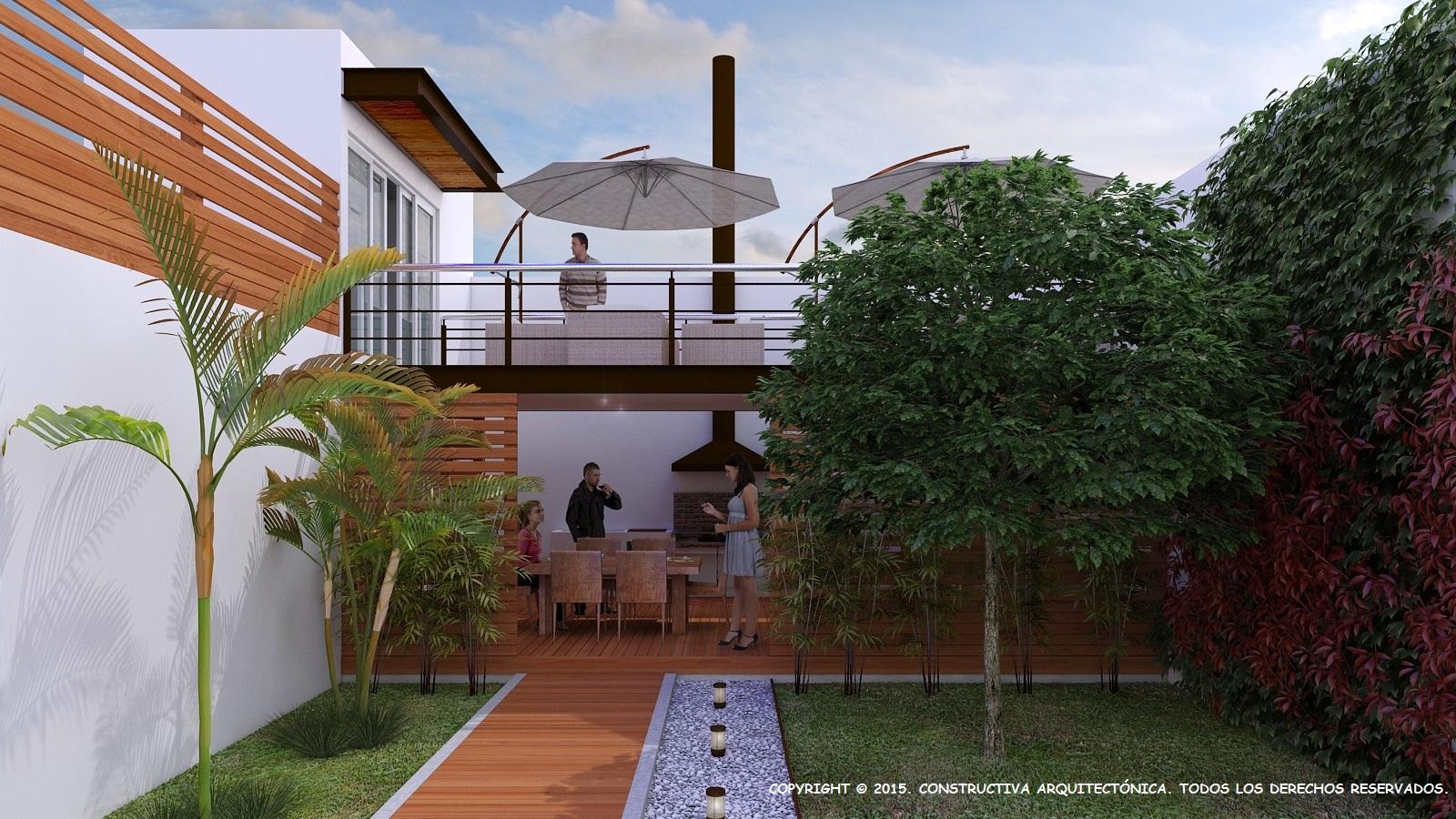 Proyecto Asador Casa Duran