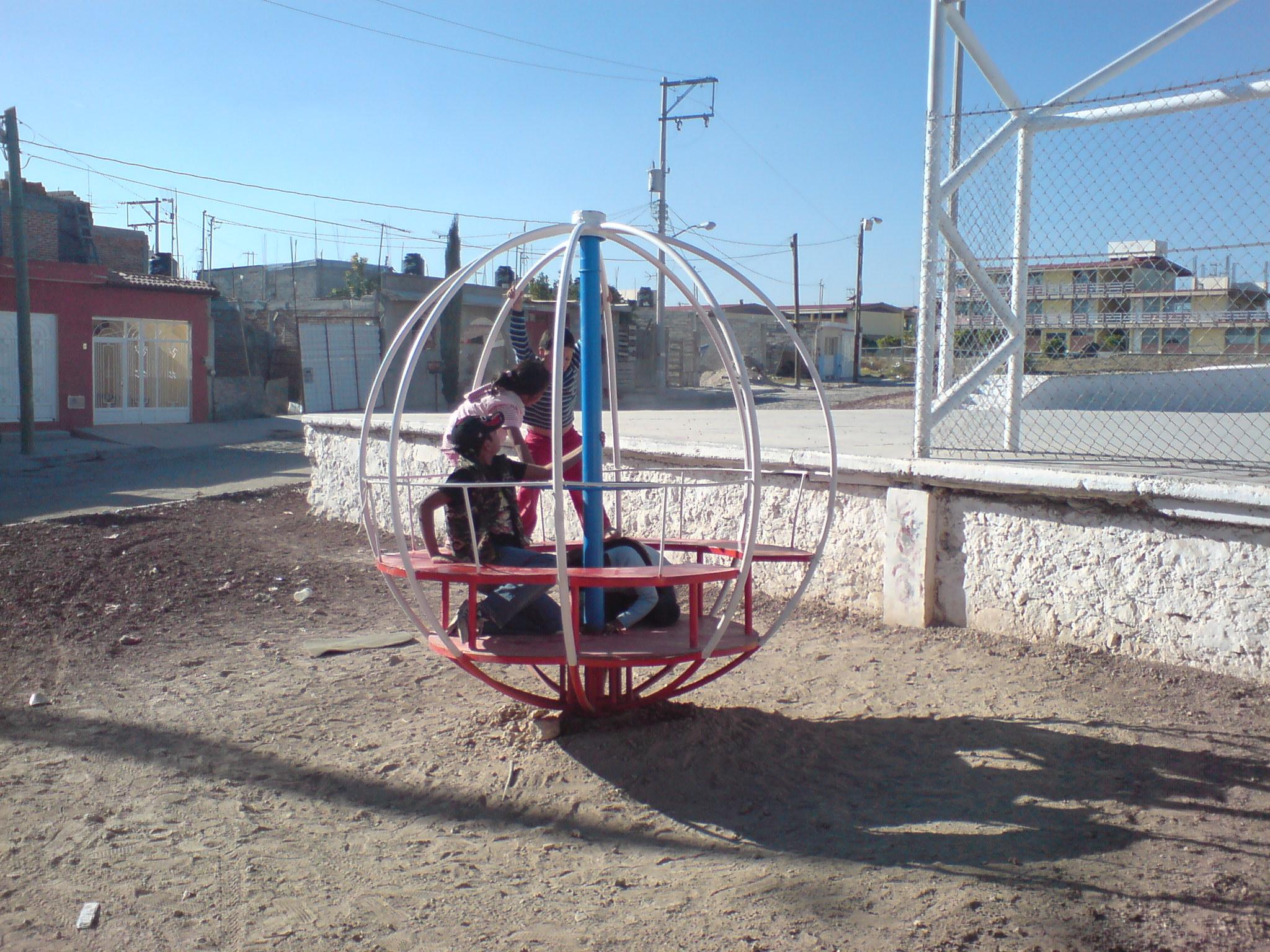 Rehabilitación Parque Laderas
