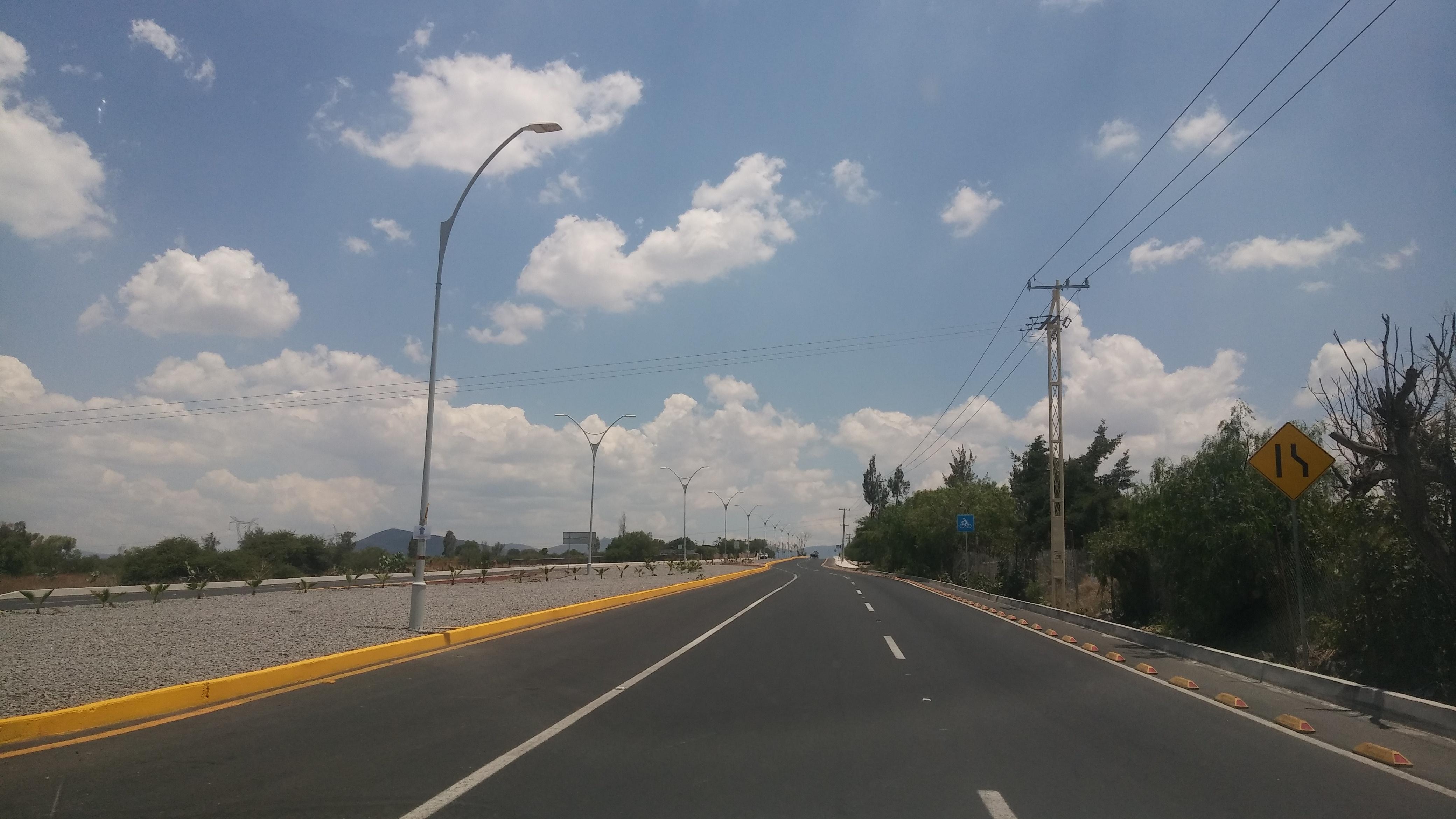 Carretera Sta Barbara Huimilpan (1)