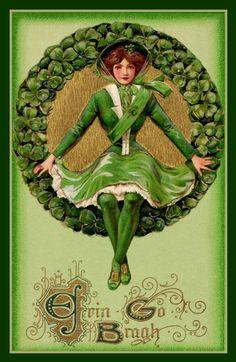 """Saint Patrick's Day"""