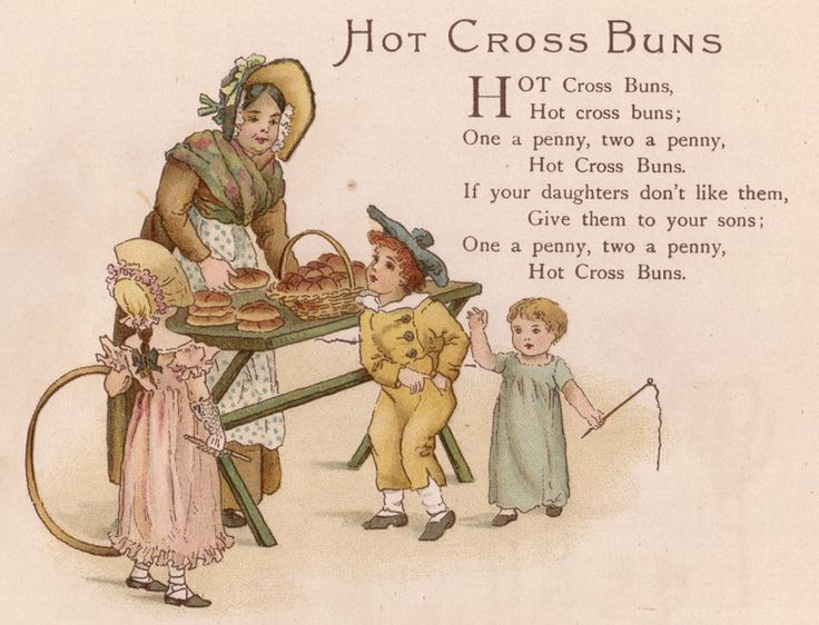 """A Hot Cross Bun"""