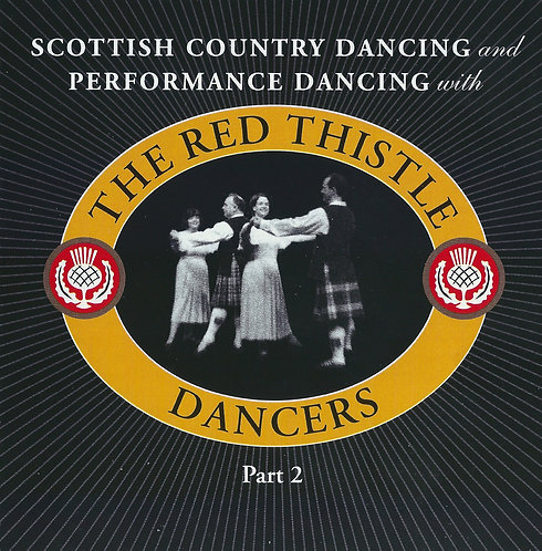 "DVD - ""Scottish Country Dancing - Part 2"" and ""Performance Dancing"""