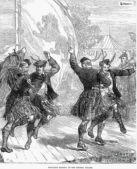 Highland Dancing (1872)