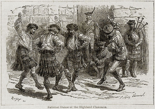 National Dance of the Highland