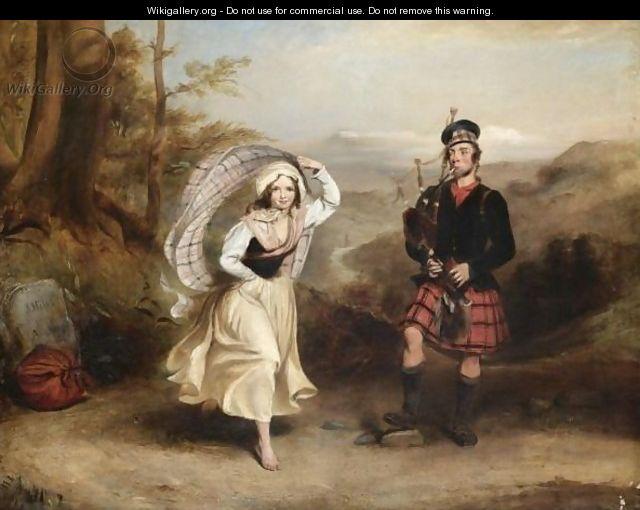 A Piper and His Lassie