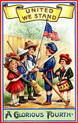 """The Scotsman in America"""