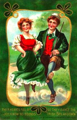 """St. Patrick's Jig"""